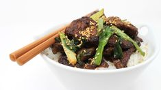 Make takeout-worthy Mongolian beef from the comforts of home