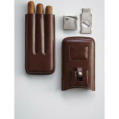 Leather Excursion Cigar Case