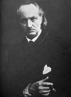 Portrait Baudelaire au cigare Date : 1864 Auteur : Charles Neyt Charles Baudelaire - Galerie d'images - Litteratura.com