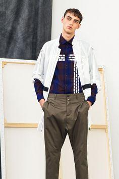 OAMC Spring 2016 Menswear Collection - Vogue