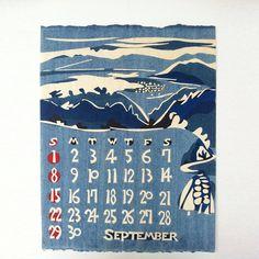 '60s Nishijima Calendar