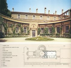 Villa Madama - Roma - Rafael