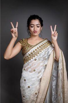 Rashmika Mandanna Stills From Behind Woods Awards - LinksInd Stylish Girl Images, Stylish Girl Pic, Beautiful Girl Photo, Beautiful Girl Image, Most Beautiful Bollywood Actress, Indian Girls Images, Cute Girl Poses, Cute Girl Pic, Indian Actress Photos