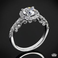 Some antique rings are so pretty! And then you get the bonus of it being unique or one of a kind.