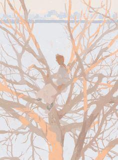 しらこ (@Rakoshirako) / Twitter Aesthetic Painting, Aesthetic Drawing, Art And Illustration, Illustrations And Posters, Amazing Drawings, Amazing Art, Art Sketches, Art Drawings, Ocean Projects