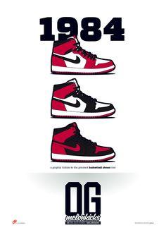 OG Sneaker Series x MelonKicks Prints on Behance Jordan Shoes Wallpaper, Sneakers Wallpaper, Hypebeast, Air Jordan Sneakers, Sneaker Art, Hype Shoes, Shoe Art, Nike Basketball, Me Too Shoes
