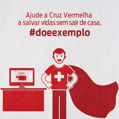The Red Cross creates an interactive clube for blood donations