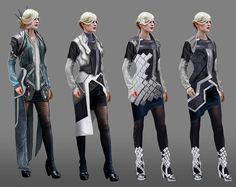 Female Clothing Designs from Remember Me