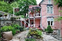 Bridgeford House Bed & Breakfast  Eureka Springs, AR