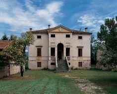 Scheda opera :: Palladio Museum Temple Architecture, Classical Architecture, Architecture Design, Renaissance, Padua Italy, Villas In Italy, Andrea Palladio, Spanish Style Homes, Italian Villa