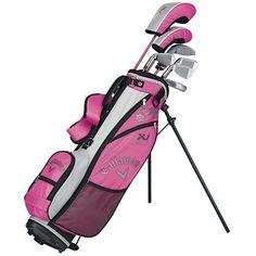 Callaway 2013 XJ Girls Junior Golf Set at http://suliaszone.com/callaway-2013-xj-girls-junior-golf-set/