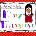 This unit focuses on the historical figure Mary Musgrove of 2nd Grade Georgia Social Studies Performance Standards. In this unit, you will find sup...