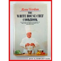 I bought this book in a thrift store. Absolutely a fascinating look into the 60's cuisine and the Kennedy White house