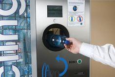 Reverse vending,un metodo alternativo alla costosa differenziata.Consegni i tuoi rifiuti e TI PAGANO!In europa lo fanno,in Italia come mai non si sa nulla?
