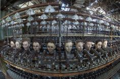 abandoned toy factory