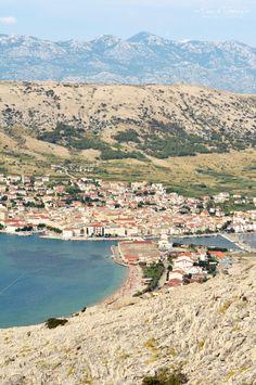 Croatia - Island Pag |  Kroatien – Insel Pag | Casa di Falcone