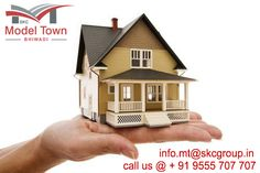 Plots are very cost effective in skcmodeltown at bhiwadi.