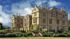 Montacute House: A location for the 1995 film version of Jane Austen's Sense and Sensibility, Montacute House is a wonderful Elizabethan manor house filled with 17th-century textiles and artwork