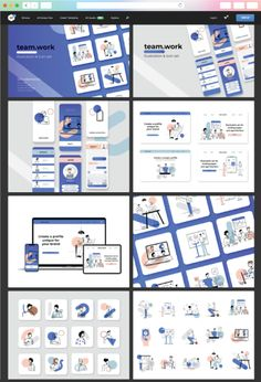 Lists To Make, Teamwork, Design Bundles, Infographic, Cool Designs, Presentation, Graphic Design, Templates, Projects