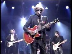 THE ROLLING STONES WITH JOHN LEE HOOKER AND ERIC CLAPTON - YouTube