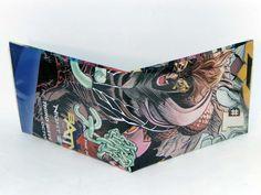 Comic Book Wallet// Talon, $4.00