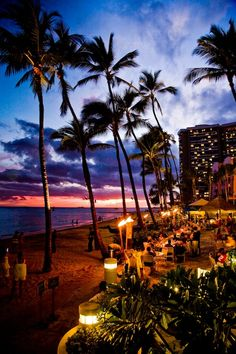 Waikiki, Oahu  >>So beautiful.  Went many years ago, would so love to be able to go again one day.