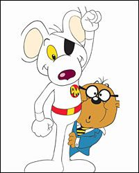 Dangermouse & Penfold