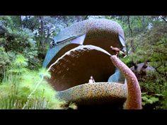 Javier Senosiain ~ Nido de Quetzalcóatl