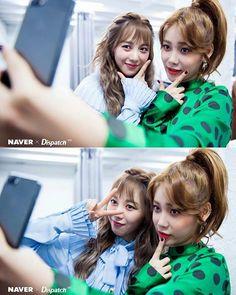 AOA •• Mina & Yuna
