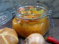 eine kulinarische reise....: omas erdäpfelgulasch