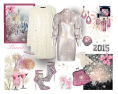 """""""winter fantasy"""" by lumi-21 ❤ liked on Polyvore featuring Monday, Roberto Cavalli, Michael Kors, JULIA CLANCEY, Tom Binns, Charlotte Russe, Christian Dior and Thierry Mugler"""