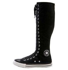 Knee High Best Sneakers | Converse Chuck Taylor 'XX Hi' Knee High Sneaker - Sneaker Cabinet