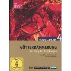 Making-of der DVD »Götterdämmerung« von Kaminski ON AIR.   http://www.amazon.de/dp/B00B2KVZ74