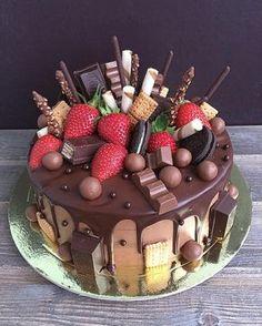 """57 Likes, 5 Comments - Наталья Лен. Область (@natalya.tarasova) on Instagram: """"Доброе, позднее, шоколадное утро Красавец для мужчиныПросили много шоколада,…"""""""