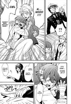 Kuroshitsuji 90 So sad!!! I couldn't with this D: need more, Yana! Make it happier again.