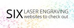 These websites are absolutely invaluable Laser resources you should definitely check them out http://aplazer.com/6-laser-engraving-websites-to-check-out/ #APLazer