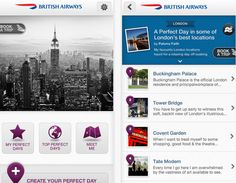 """Perfect Days-Ever wonder how a local spends a day shopping in NYC? This app lists """"perfect days"""" from celebrities, power travelers, and locals of major cities.  It's great because: It's all location-based and can be displayed in map format, perfect for when you're in an area you're unfamiliar about. But: Currently it's only available for iPhone. Price: Free. 