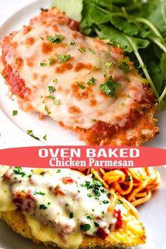 Easy Chicken Recipes, Healthy Dinner Recipes, Cooking Recipes, Healthy Dinners, Vegan Recipes, Simple Easy Recipes, Chicken Supper Ideas, Crockpot Recipes, Best Baked Chicken Recipe