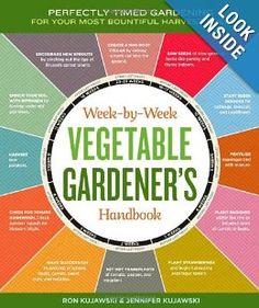 The Week-by-Week Vegetable Gardener's Handbook: Make the Most of Your Growing Season: Jennifer Kujawski, Ron Kujawski: 9781603426947: Amazon.com: Books