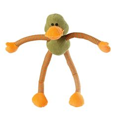 House of Paws Barnyard Ducky Long Legs Dog Toy, Large * To view further for this item, visit the image link. (This is an affiliate link) #Pets