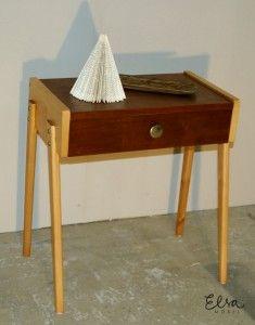 Retro yöpöytä | Elsa Möbel