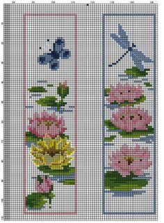 lesezeichen                                                                                                                                                      Plus Cross Stitch Books, Cross Stitch Bookmarks, Cross Stitch Cards, Cute Cross Stitch, Beaded Cross Stitch, Cross Stitching, Cross Stitch Embroidery, Fair Isle Knitting Patterns, Bead Loom Patterns