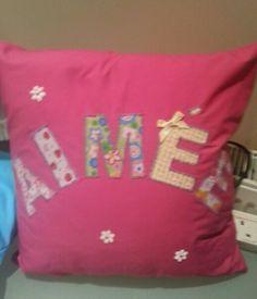 Girls cushion
