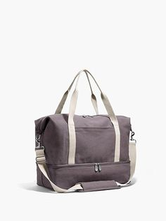 2b8c6f64d500 The Catalina Deluxe - Washed Canvas - Dove Grey