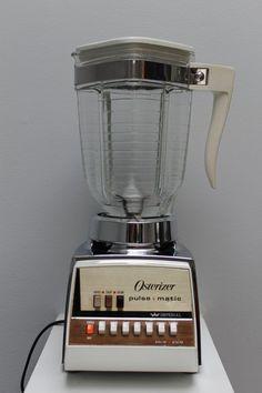Vintage 1960s Oster Blender/Retro/