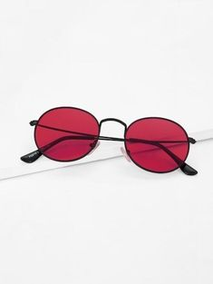 23a5d70f9d Metal Frame Tinted Lens Sunglasses  fashion  clothing  shoes  accessories   womensaccessories