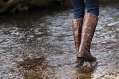 100% waterproof, the Melcombe Country Boot will certainly keep your feet dry and warm on those long shoots for the quarry.