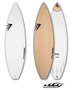 The Hellrazor by Firewire Surfboards