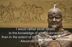 22 Best Alexander The Great Quotes Images