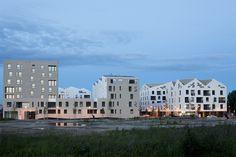 Gallery of Residential complex Nová Terasa / Vallo Sadovsky Architects - 15